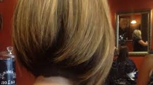 pictures of bob haircuts front and back for curly hair angled bob front and back view bob haircuts front and back view