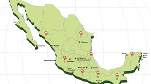 Zacatecas Mexico Map by Mexico Draws Map Indicating Location Of Zika Cases Travel Weekly