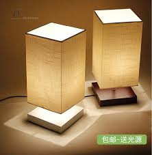 Cool Table Lamps Modern Modern Brief Table Lamps For Bedroom Bedside Table Lights Wood