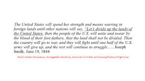Half Of The United States Ye Shall Not Fear Ppt Download
