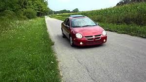 2004 dodge neon sxt exhaust srt 4 perrin muffler box youtube