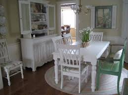 Round Rug For Dining Room Beautiful Cottage Dining Room With Round Rug Dining Room Ideas