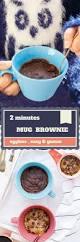 2 minute eggless chocolate brownie in a mug brownies chocolate
