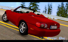 mazda sa mazda mx 5 for gta san andreas