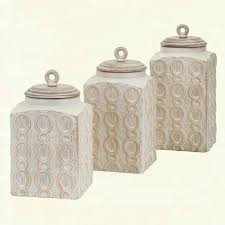 ceramic canisters for kitchen best 25 ceramic canister set ideas on canisters