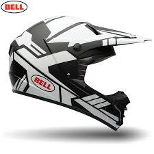 bell motocross helmets uk 2015 bell sx 1 motocross helmet stack matte white sps motorcycles