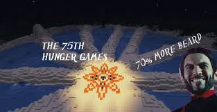 Hunger Games World Map by The 75th Hunger Games Arena Minecraft Project