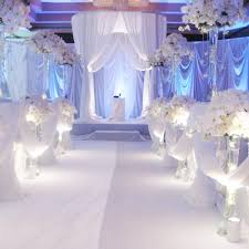wedding backdrop prices promotion price navy blue 10m 1 35m sheer organza swag fabric