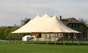 tents rental tent rental nj frame pole stillwater sail tents nj