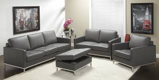 Diamond Furniture Living Room Sets by Lind Furniture 244 Series Leather Configurable Living Room Set