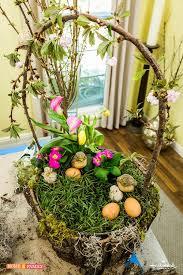 beautiful easter baskets living easter basket