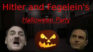 and fegelein u0027s halloween party downfall parody spooky