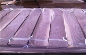 walnut wood flooring veneer sheet with 0 5 2 0mm thickness