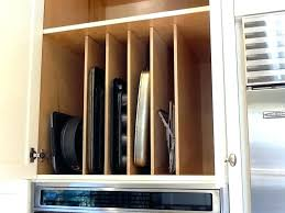 kitchen cabinet tray dividers cabinet tray divider cage design have kitchen cabinet accessories
