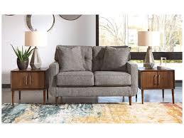 Modern Loveseat Sofa Ashley Furniture Zardoni Mid Century Modern Loveseat Furniture