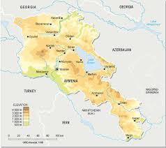 armenia on world map maps of armenia throughout world map besttabletfor me