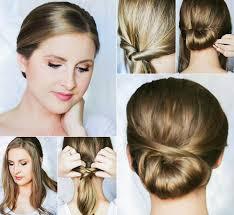 Frisuren F Lange Haare Zum Selber Machen Einfach by Schöne Und Einfache Frisuren Für Den Alltag Bei Langem Haar