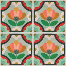 patterned vinyl tiles lv designs
