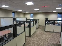 Office Cubicle Wallpaper by Office Cubicles And Partitions With Glass House Design And Office