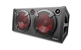 amazon car stereo black friday amazon com ion audio road warrior 500 watt portable bluetooth