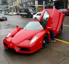 first ferrari race car saw my first ferrari enzo today in seattle 2446 2262 oc mic