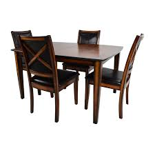 Dining Room Table Extendable by 75 Off Tall Extendable Dining Room Table Set Tables