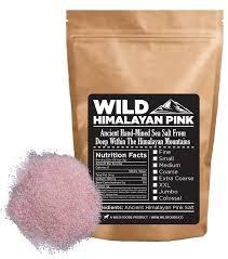 Himalayan Kitchen Durango Amazon Com Wild Himalayan Pink Salt 100 Natural And Healthy