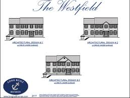 architectural plans for homes the westfield long built homes southeastern ma homes for sale