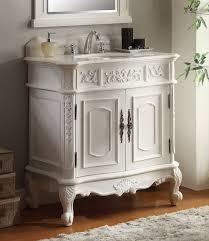 antique vanity with mirror style u2014 doherty house