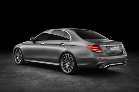 luxury mercedes sport 2017 mercedes benz e class first look motor trend