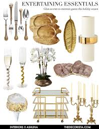 Horchow Home Decor Getting My Home Ready For The Holidays With Horchow U2014 The Decorista