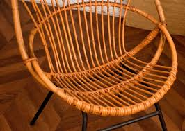 banquette rotin vintage chaise en rotin vintage mobilier en rotin fauteuil en rotin