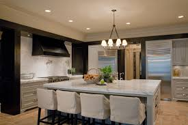 oversized kitchen island 2 tone kitchen contemporary kitchen atlanta homes lifestyles