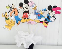 Mickey Mouse Party Theme Decorations - first birthday mickey mouse decorations baby mickey mouse