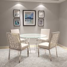 wellington white with brushed gold dining chair xcella