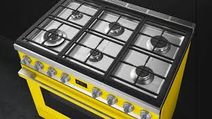 Smeg 110 Gloss Black Induction The Best Range Cookers 2018 T3
