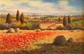 tuscan countryside wallpaper desktop wallpapersafari