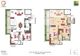 Penthouse Apartment Floor Plans Snn Raj Etternia Luxurious Affordable Apartments Flats And
