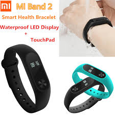heart healthy bracelet images Touch screen oled xiaomi mi band 2 smart healthy bracelet watch jpg