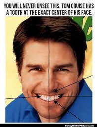 Tom Cruise Meme - tom cruise tooth meme