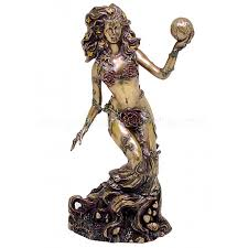 gaia greek mythology statue mother earth wicca greek