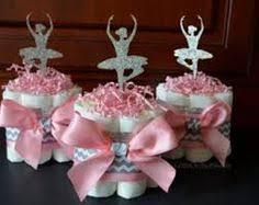 ballerina baby shower decorations one tier ballerina shoes cake baby shower centerpiece