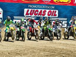 lucas oil pro motocross schedule 2018 lucas oil pro motocross tv schedule released cycle news