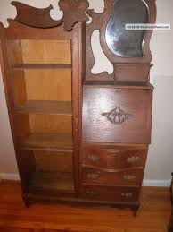 Antique Secretary Desk With Bookcase by Antique Secretary Desk Identification U2014 Interior Exterior Homie
