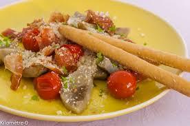 cuisine artichaut poelée d artichauts à l italienne kilometre 0 fr