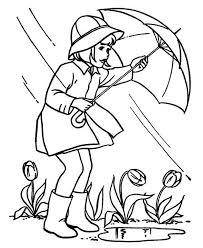 april shower springtime coloring download u0026 print