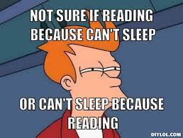 Futurama Meme Generator - futurama fry meme generator not sure if reading because can t sleep