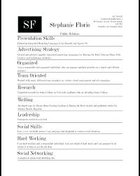 resume curriculum vitae cv builder skills based resume template