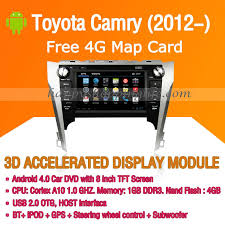 gps toyota camry toyota camry android car dvd player gps navigation wifi 3g bt