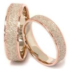 Planning My Own Wedding Pink Gold Engagement Rings In Between Planning My Own Wedding I